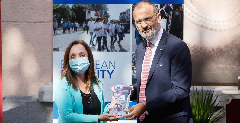 Srbija Evropsku nedelju mobilnosti promociju odrzivih