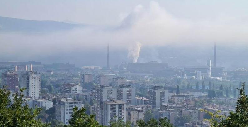 U Boru danas zabeležena prekomerna zagađenost vazduha