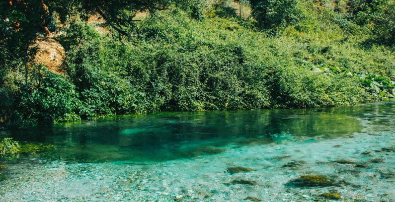 sokirani unistavanjem reke Skoplju male hidroelektrane