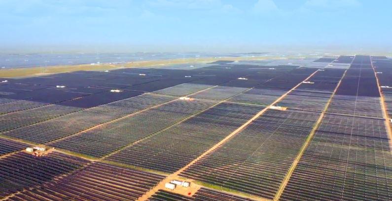 Kina drugu solarnu elektranu velicini svetu