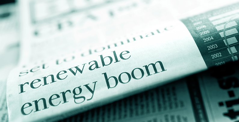Renewable power producers' capacity rises to 516 MW