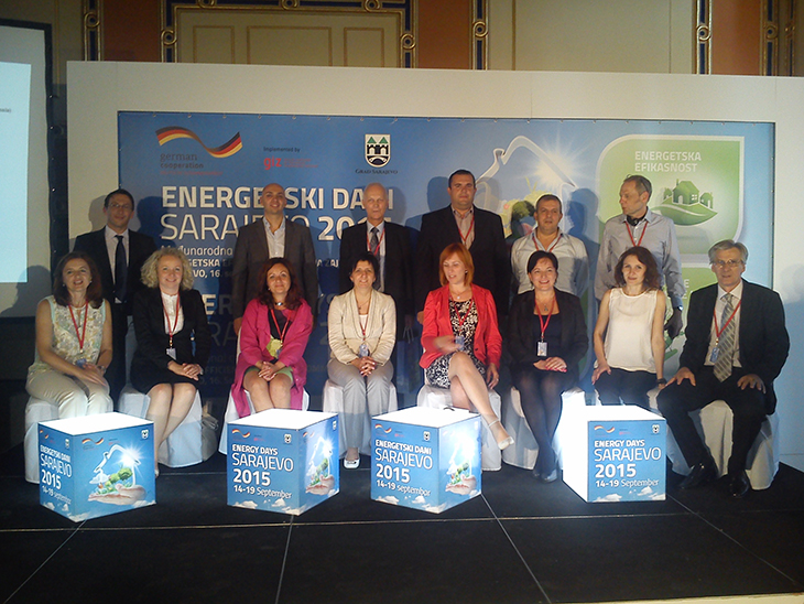 Energy Efficiency Days Sarajevo, Bosnia and Herzegovina, 2015