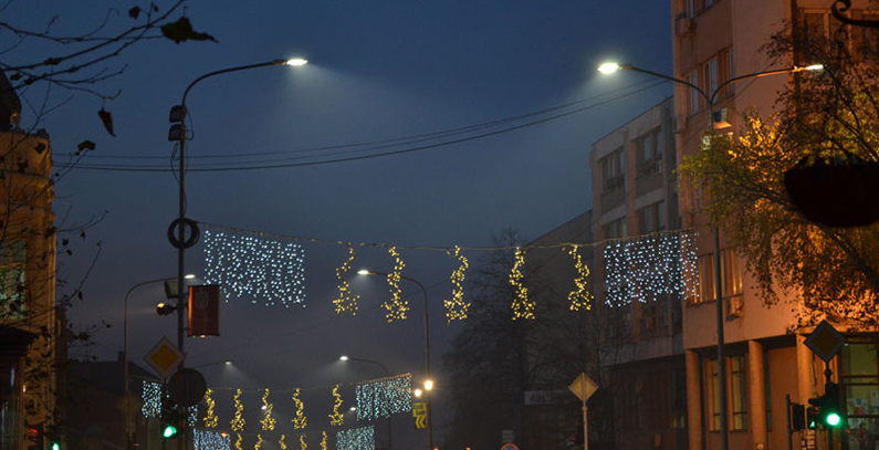 Kruševac upgrades public lighting helped by GIZ, SKGO