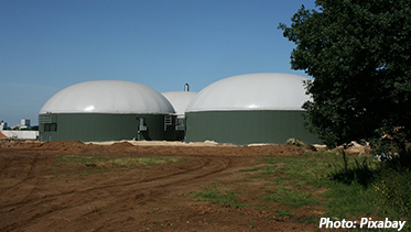Biogas plant, cow farm launched in Bitola