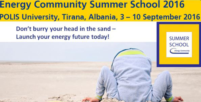Applications open for Energy Community Summer School