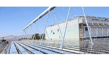 Institute tests feasibility of cooling, heating on concentrated solar power