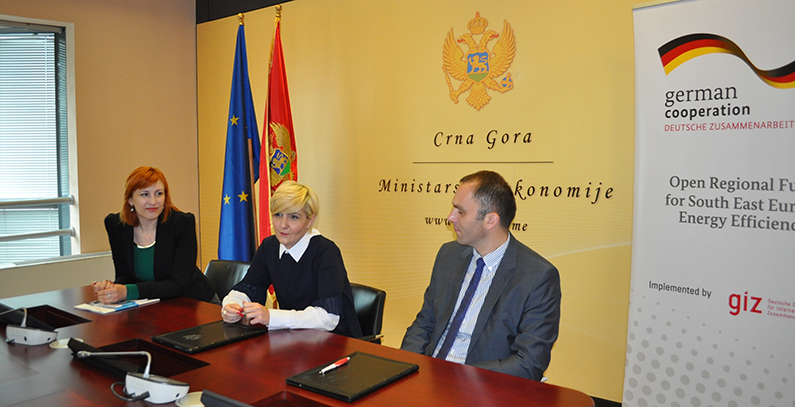 GIZ donates MVP software to Government of Montenegro