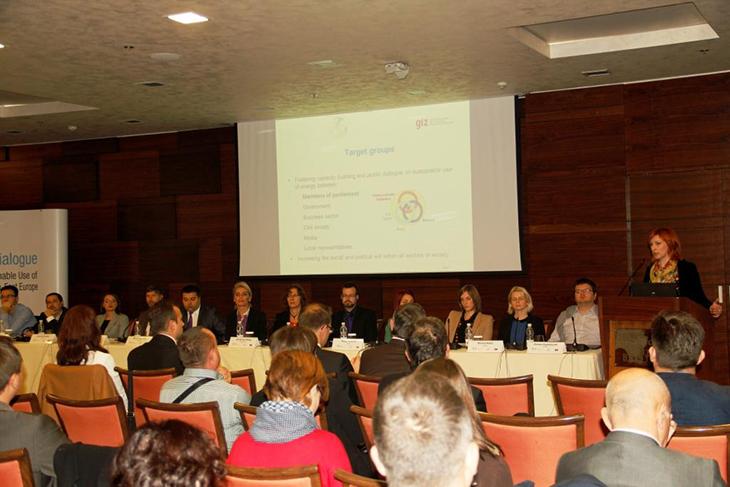 MoU Signing Ceremony Sarajevo, BIH 2014
