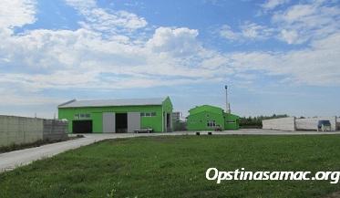 biogas power plant Šamac