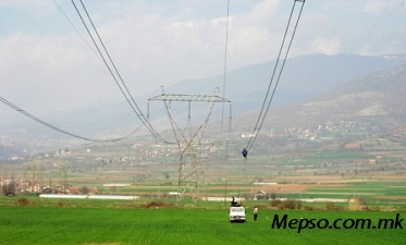 MEPSO power line