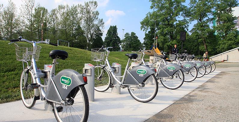 Ljubljana participates in European Mobility Week