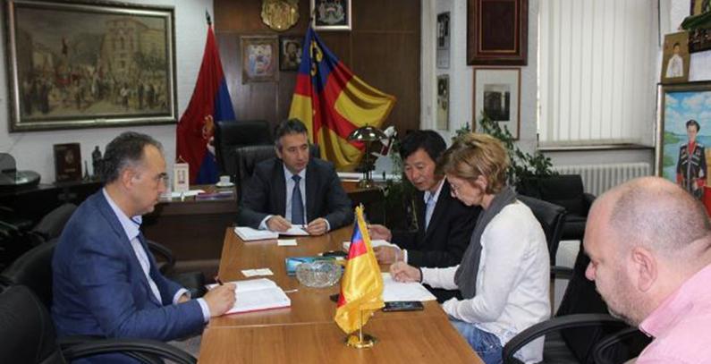China's Betec to begin geothermal research in Vranjska Banja
