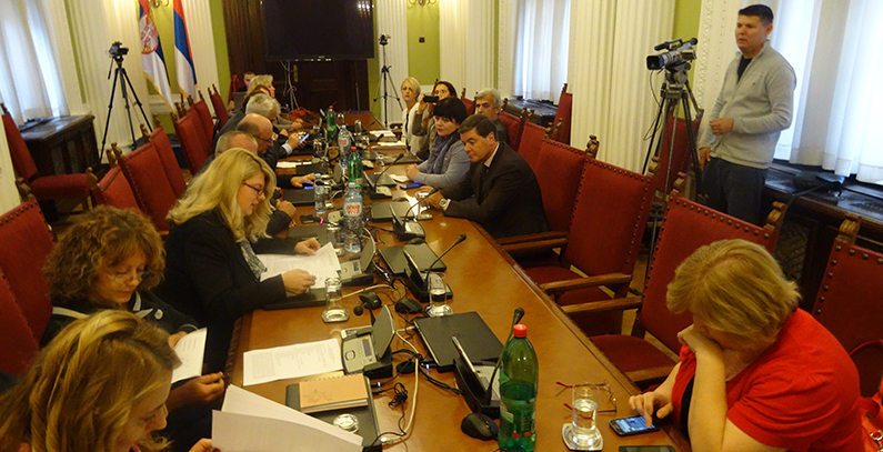 The first meeting of the Serbian Parliamentary Energy Policy Forum