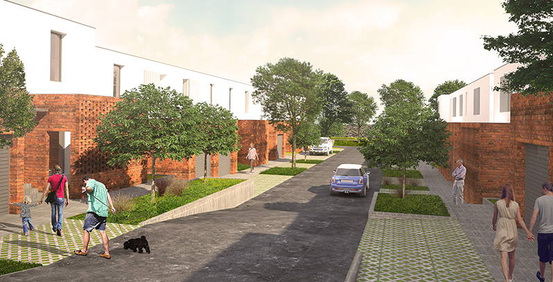 Solar Valley housing project in Novi Sad available for buyers