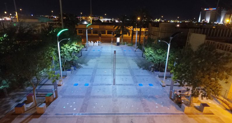 EnGoPlanet lights up Las Vegas using Smart Street Lights