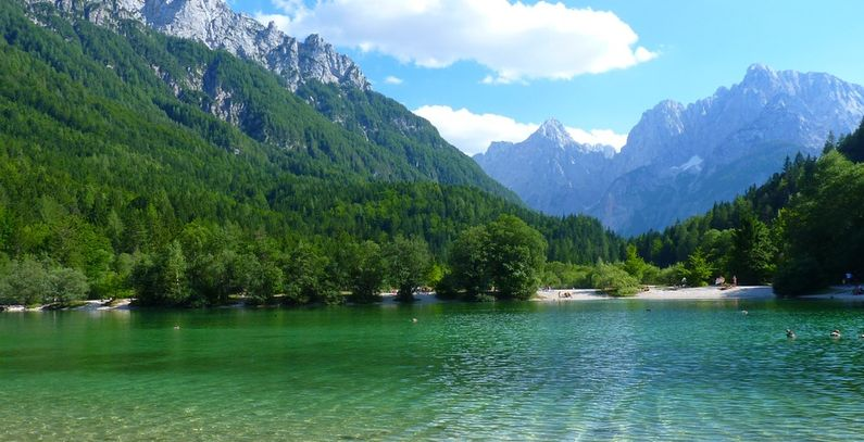 Slovenia declares drinking water a basic human right in constitution