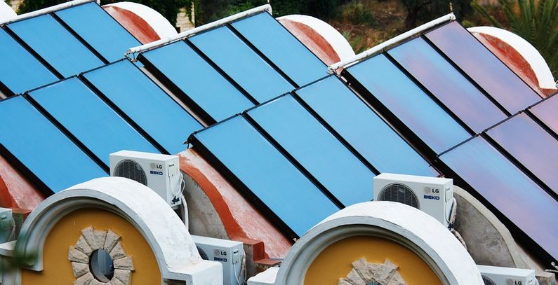 Macedonian government gives subsidies for solar thermal panels to households