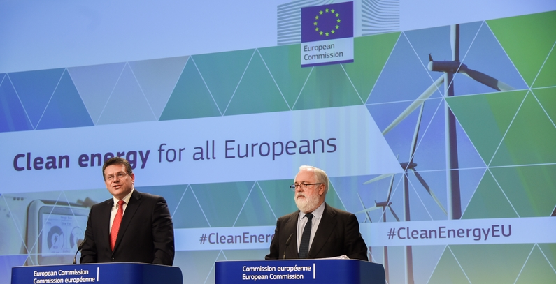EU's ambitious goals in the 2030 energy strategy package