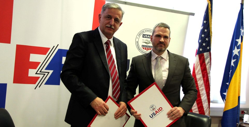 Memorandum to speed up construction of Mesihovina wind farm