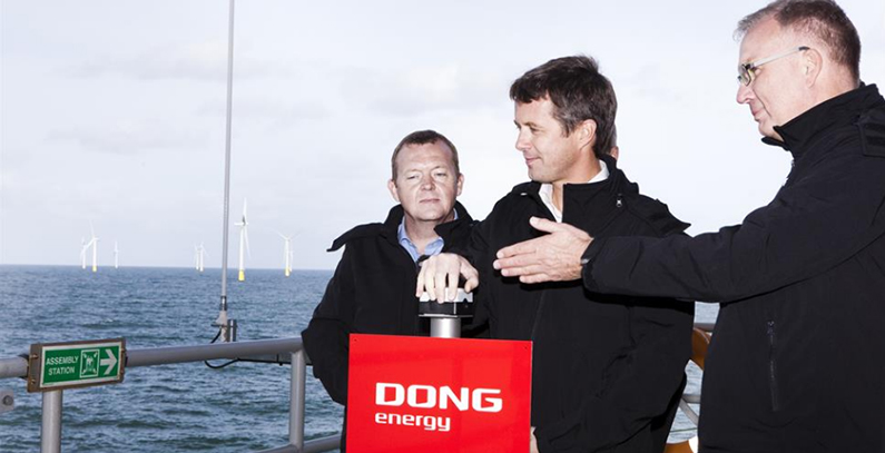 Danish DONG Energy to stop using coal by 2023