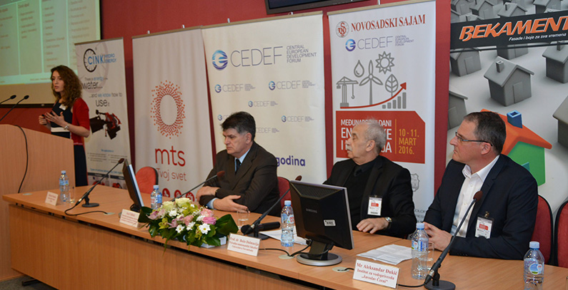 International Energy and Investment Days in Novi Sad on March 2-3