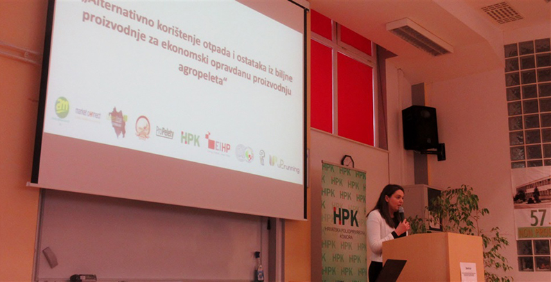 Croatian chamber of agriculture holds seminar on agro-biomass