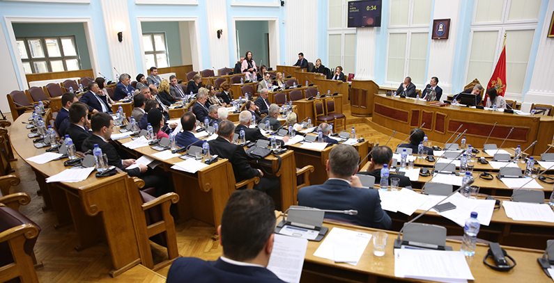 Parliament of Montenegro adopts Annex of EPCG management contract