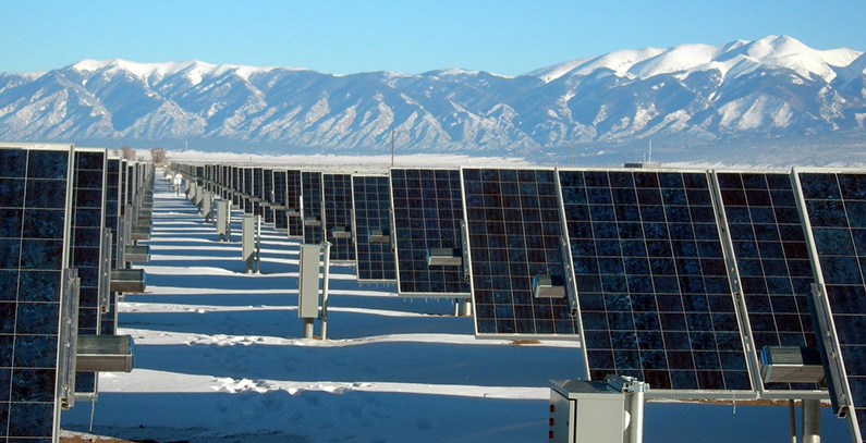 European demand for solar power decreased by 21 percent in 2016