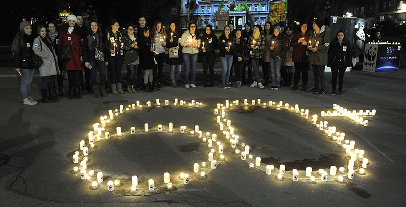WWF calling cities to participate in Earth Hour