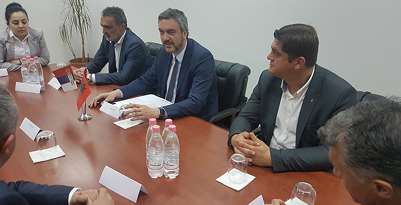 Joint projects of Serbian and Albanian companies in water sector