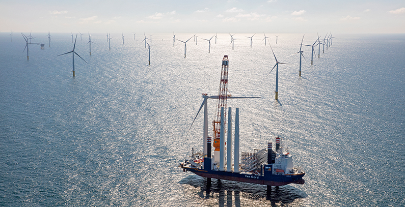 Gemini commissions biggest North Sea offshore wind farm