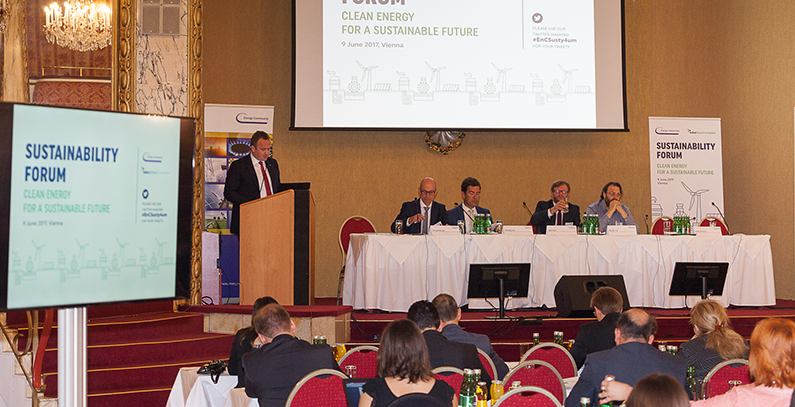 Sustainability Forum in Vienna: Low-carbon transition should be inclusive