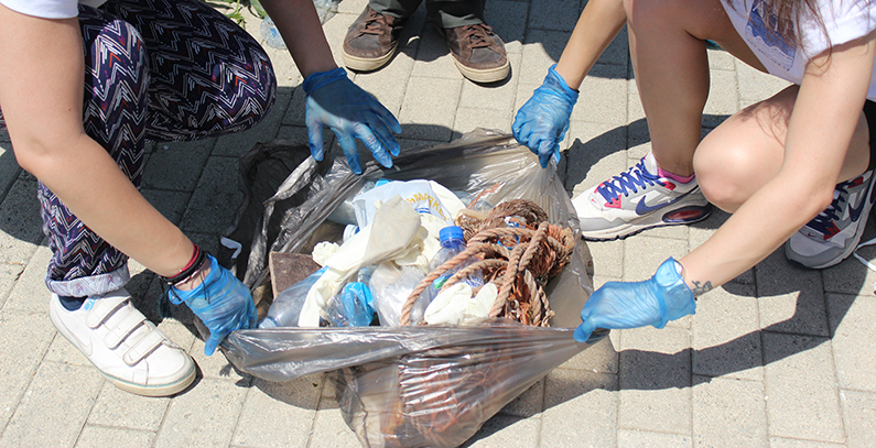 Campaign against plastic waste on Cyprus' beaches launched