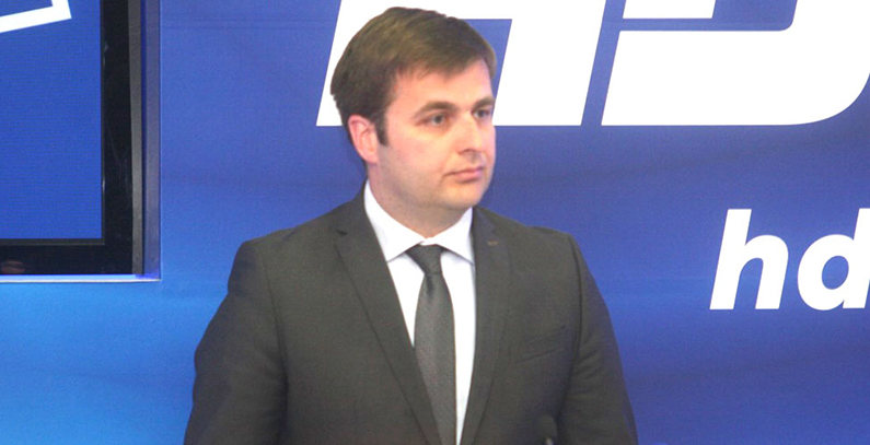Tomislav Ćorić new Croatian Minister of Environment and Energy