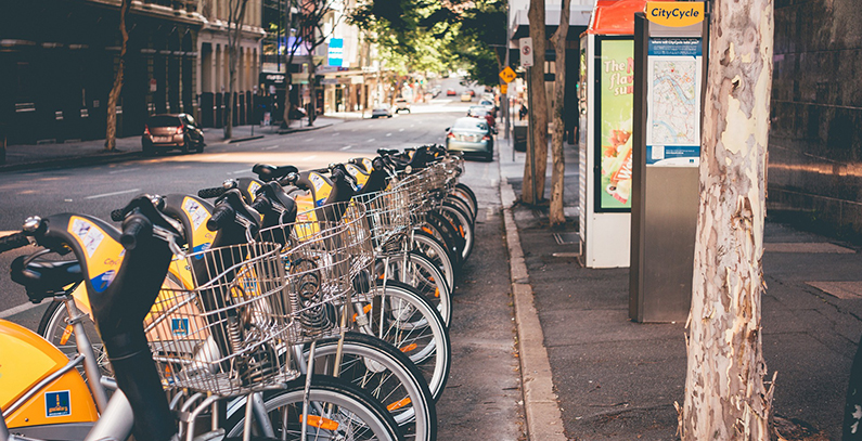 Call for installing bicycle rental stations in Belgrade published