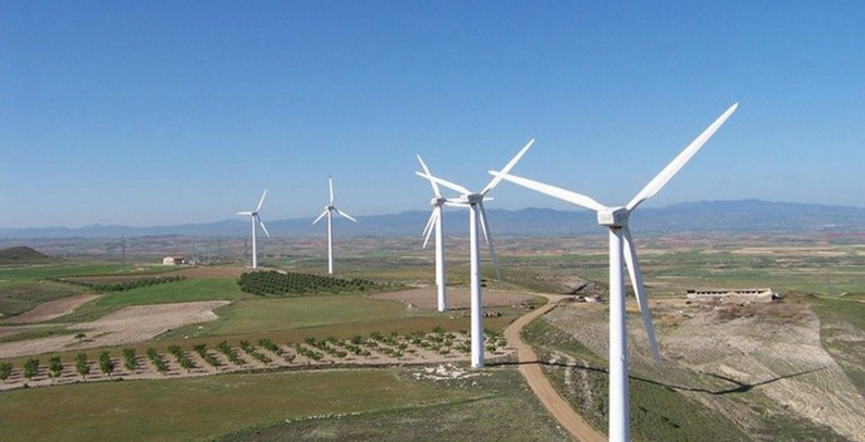 Italian Enel starts to build largest wind power complex in Greece