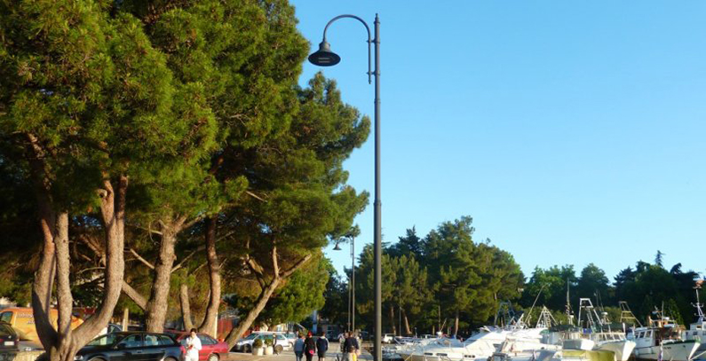 Modernization of street lighting system in Novigrad via ESCO model