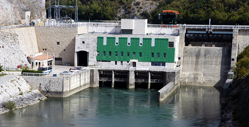 Croatian HEP to get hydropower plants back prior to partial privatization