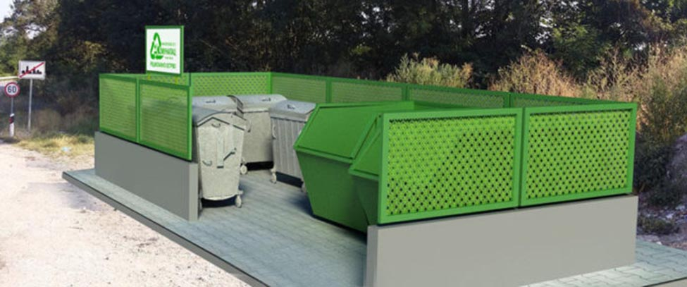 Serbian town of Čačak plans to introduce recycling yards in rural areas