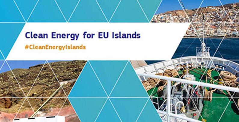 Islands show great renewable energy potential, EU forum said
