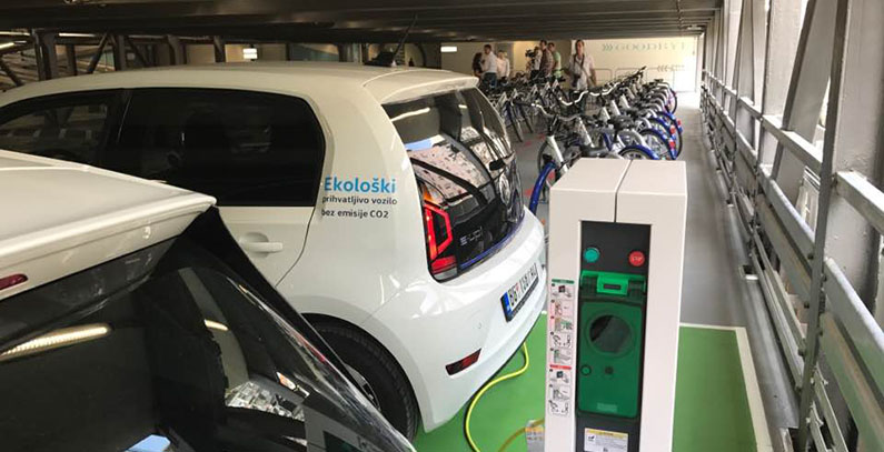 NEXT-E project to provide 252 chargers for electric vehicles until 2020