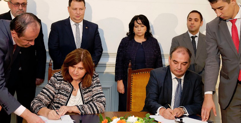 Bulgarian and Romanian transmission system operators signed emergency power supply agreement