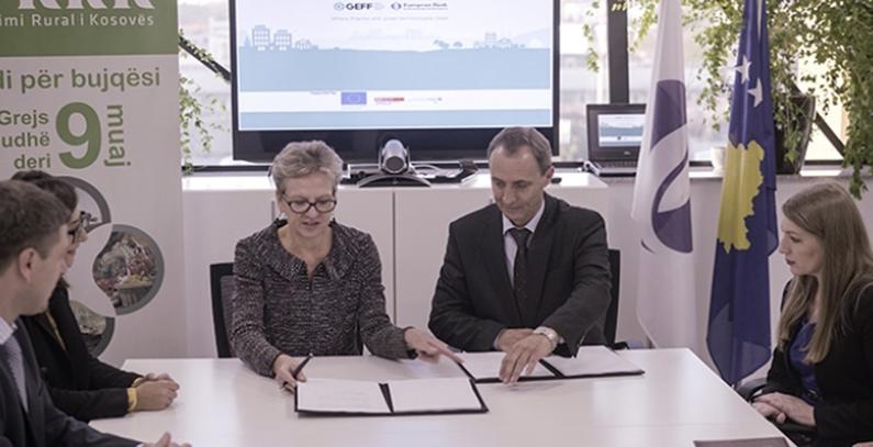EBRD provides EUR 2 million loan for energy efficiency measures in Kosovo*
