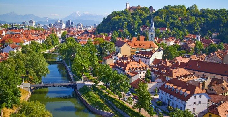 ljubljana ranked in top 100 sustainable world destination