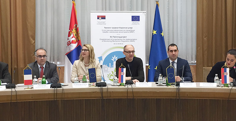 Republic of Serbia has its future law on climate change drafted