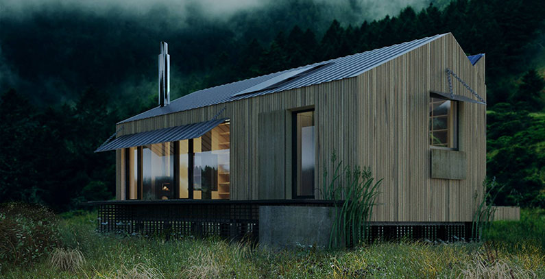 INTEGRA active house – First Serbian ecologically responsible house