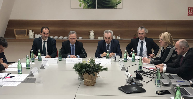 Urgent meeting in Vienna helped untie energy law knot in Bosnia and Herzegovina