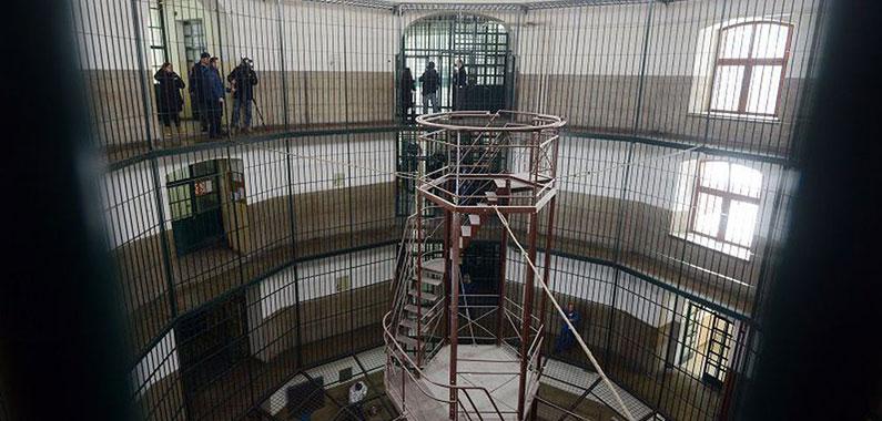 Lepoglava Prison, inside