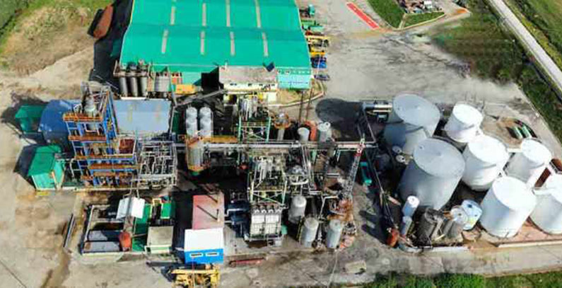 EBRD nad Romanian bank to financially support Romanian waste oil plant