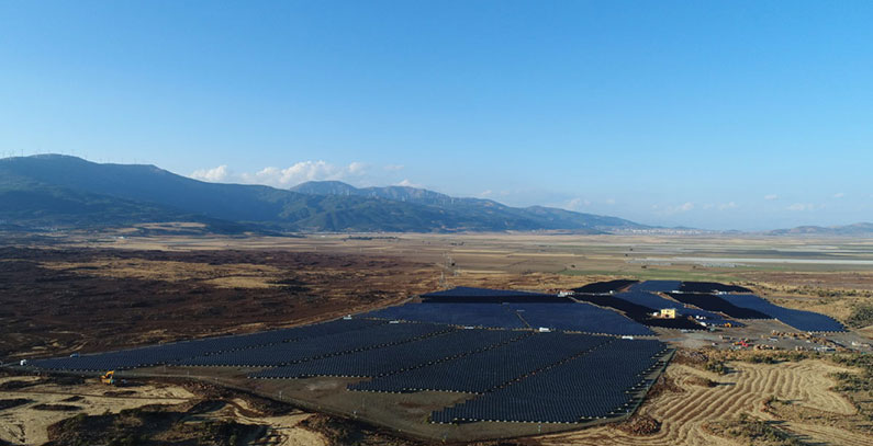 Solar plant Gaziantep is now largest operational PV park in Turkey